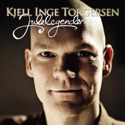 Julelegender CD-omslag