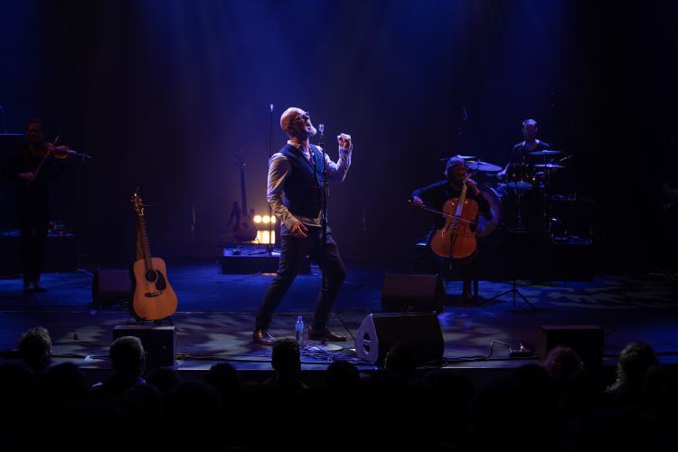 Fra Festkonserten. Foto: Morten Berentsen.